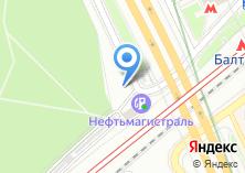 Компания «АТТ» на карте