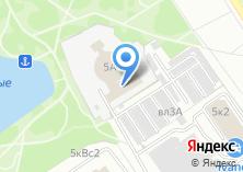 Компания «КРОТОВ» на карте