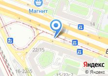 Компания «Магазин фруктов и овощей на Волоколамском шоссе» на карте