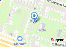 Компания «Дата икс/флорин» на карте