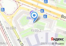 Компания «Автовентури» на карте