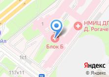 Компания «ЮНИМ» на карте
