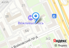 Компания «Магазин хозяйственных товаров на Войковском 4-м проезде» на карте