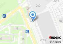 Компания «Шиномонтажная мастерская на Бусиновской Горке» на карте