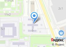 Компания «Детский сад №1453» на карте