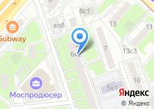 Компания «Нотариус Сергеева Ж.Ш» на карте