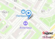 Компания «БиАТи» на карте