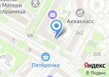 Компания «Строящийся жилой дом по ул. Маршала Рыбалко» на карте