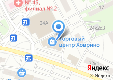 Компания «Янис Трэвэл» на карте