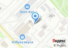 Компания «ДИ-МАРКЕТ» на карте