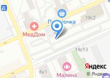 Компания «Шиномонтажная мастерская на Кронштадском бульваре» на карте