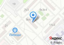 Компания «Магазин канцтоваров на ул. Раменки» на карте