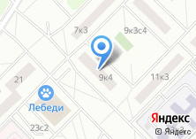 Компания «Медфармопт» на карте