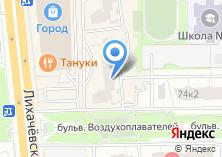 Компания «Нотариус Казакова М.П» на карте