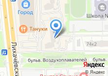 Компания «Реалмонтаж» на карте