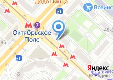 Компания «Продуктовый магазин на ул. Маршала Бирюзова» на карте
