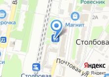 Компания «Столбовая» на карте