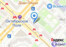 Компания «СТУДИЯ ЗВУКОЗАПИСИ MUSIC FOR SALE» на карте