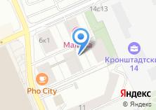 Компания «ВК Комфорт» на карте