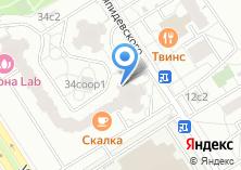 Компания «А.М.Дент» на карте