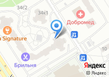 Компания «Аудит-Интеллект» на карте