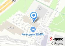 Компания «Tonirovka-avto.moscow» на карте