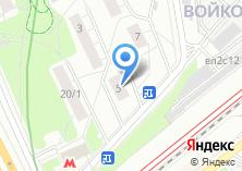 Компания «Детальки» на карте