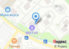 Компания «Дом на Удальцова» на карте