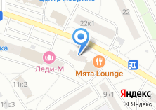 Компания «Магазин разливного пива на Петрозаводской» на карте