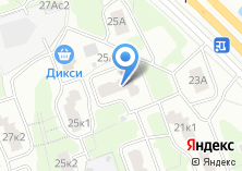 Компания «Мастерская по ремонту и пошиву одежды на Зеленоградской» на карте