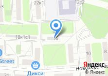 Компания «Хазенкамп Транспортс» на карте