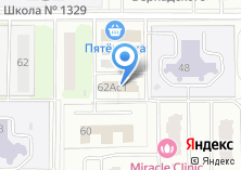 Компания «Мировые судьи района Никулинского района» на карте