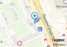 Компания «Юриус-М» на карте