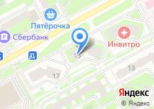 Компания «Магазин цветов на Ленинградской» на карте