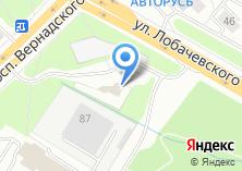 Компания «КБ Славянский кредит» на карте