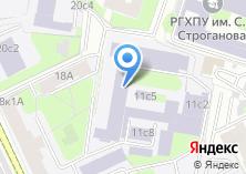 Компания «МГУПП» на карте