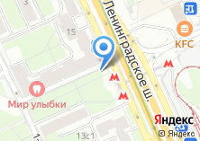 Компания «Сейлос» на карте