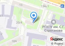 Компания «Технотест» на карте