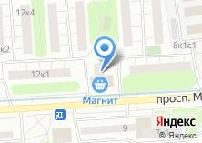 Компания «Мясной дворик» на карте