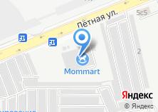 Компания «Конкрит Флор» на карте