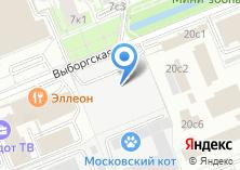 Компания «ПСПрофф» на карте