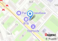 Компания «Парикмахерская-1» на карте