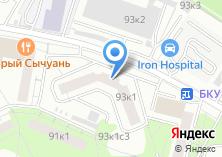 Компания «МедКвадрат» на карте