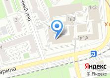 Компания «Дизайн-студия Бахметьева Олега» на карте