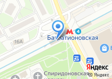 Компания «Станция Багратионовская» на карте