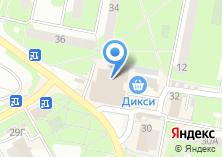 Компания «Дизайн-бюро - артум» на карте