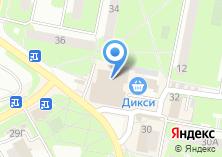 Компания «Артум Дизайн-бюро» на карте
