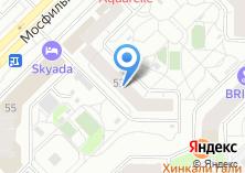 Компания «Строящийся жилой дом по ул. Мосфильмовская» на карте