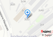 Компания «Ариез» на карте