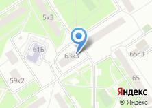 Компания «Компакт-Сервис» на карте